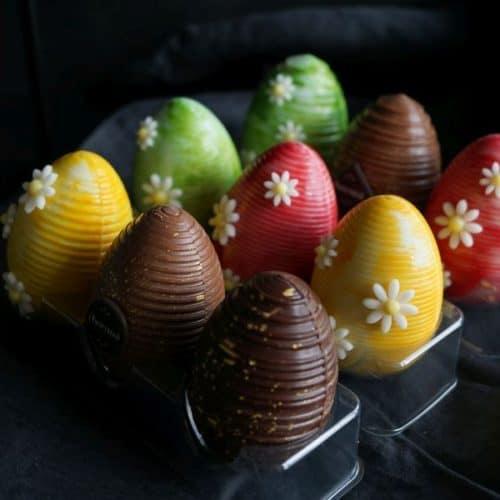 Bunte Eier