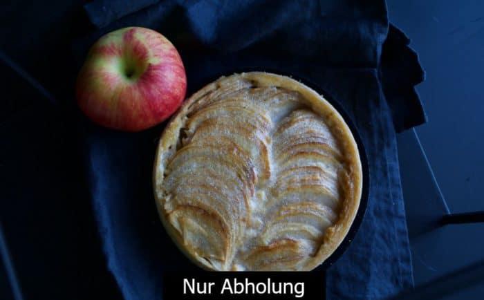 Kl. Apfeltarte heidelberg