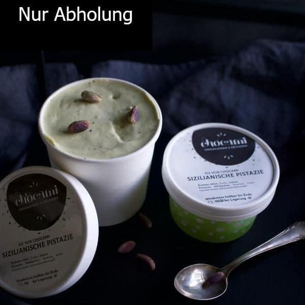 Eis - Abholung