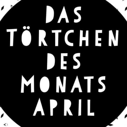 Törtchen-April