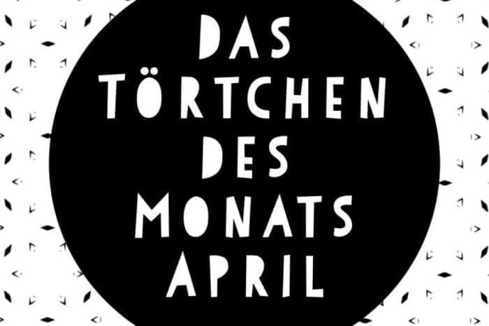 Törtchen-April
